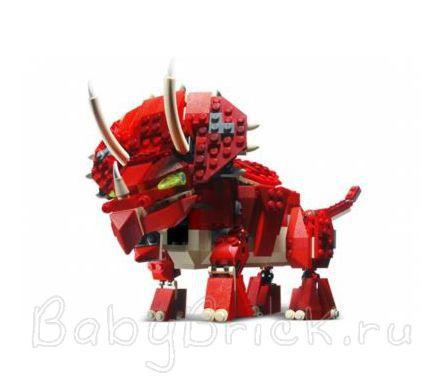 Доисторическая сила - конструктор Лего Creator - Lego 4892.