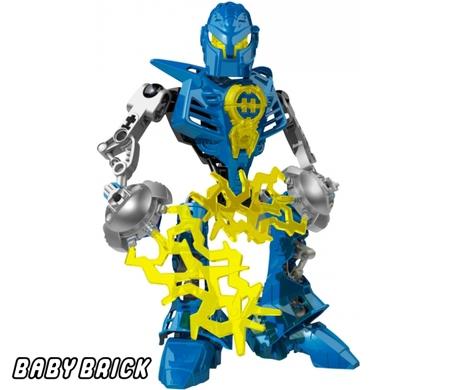 Лего бионикл и фабрика героев видео как сделать капитошку в домашних условиях