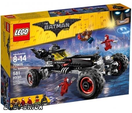 Наборы по фильму Лего Бэтме