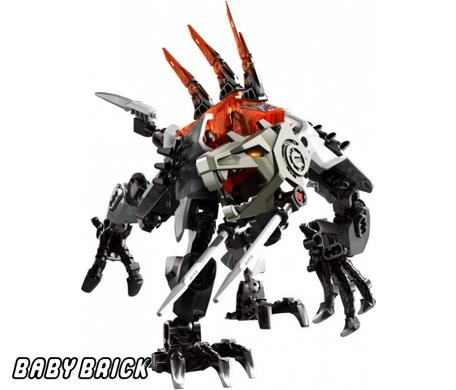 Factory - Fangz - Lego