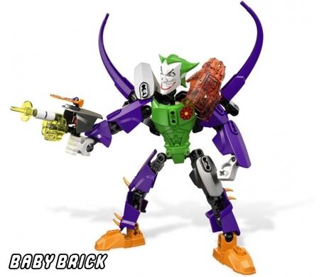 Конструктор лего villains the joker lego 4527