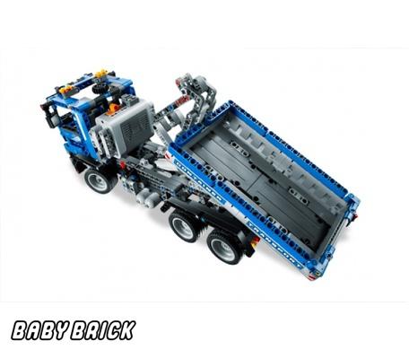 Конструктор лего technic lego 8052 фото 4