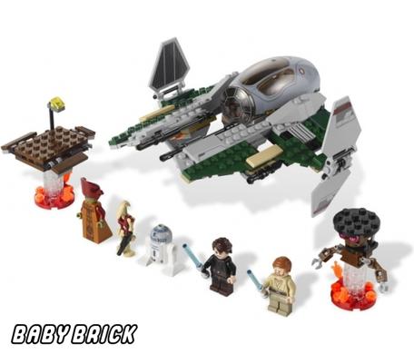 Лего звёздные войны джедаи