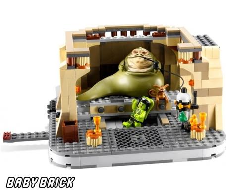 Lego 9516 дворец джаббы фото 4