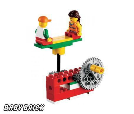 Лего простые механизмы цена