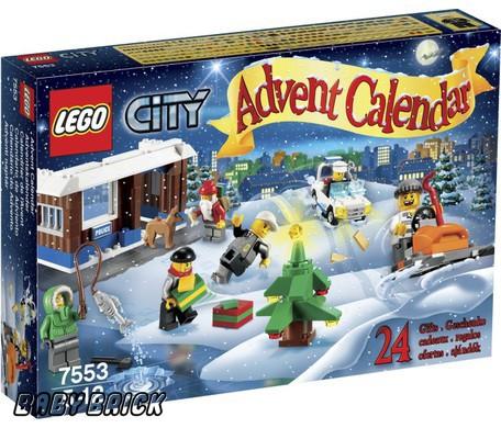 Lego адвент календарь купить