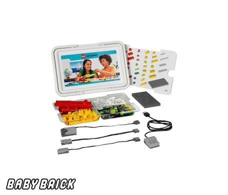 Фотография Базовый набор LEGO® Education WeDo (Лего 9580)