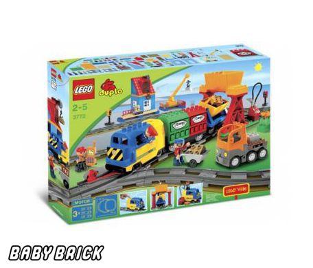 Лего дупло поезд купить