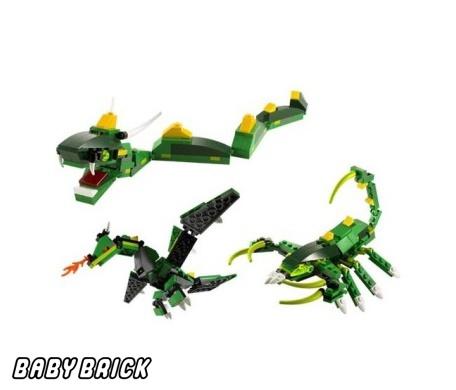 Лего К�еа�о� 4894 Ми�и�е�кие �оздания lego к�пи��