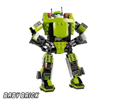 роботы фото из лего