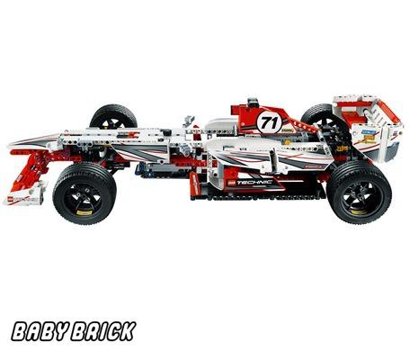 Чемпион гран при grand prix racer lego 42000