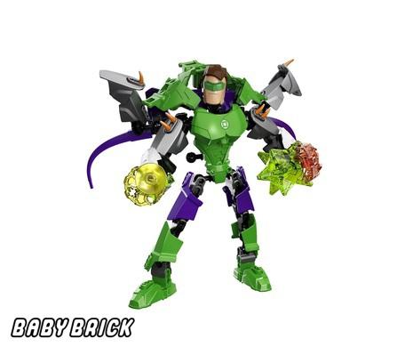 Зеленый фонарь green lantern lego 4528 фото 4