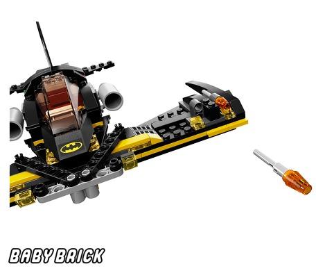 Паровая машина джокера lego 76013