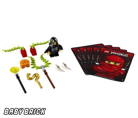 Продукция и наборы lego ninjago  8807975