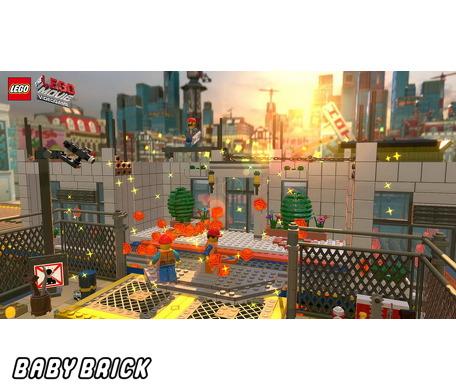 лего фильм видео игры