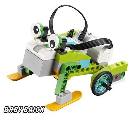 Фотография Базовый набор LEGO Education WeDo 2.0 (Лего 45300)