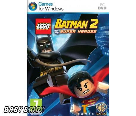 Lego batman играть