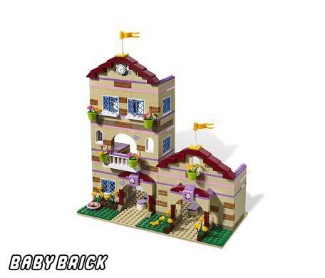 Лего френдс школа верховой езды купить