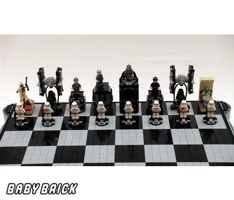 Лего звёздные войны шахматы купить
