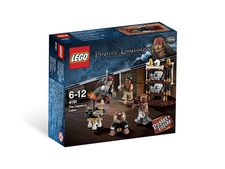 ����� �������� - ����������� ���� Pirates of the Caribbean - Lego 4191 - ���� 1