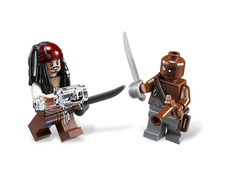 ����� �������� - ����������� ���� Pirates of the Caribbean - Lego 4191 - ���� 3