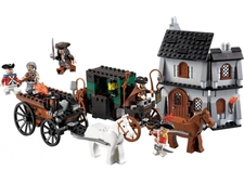 ���������� ����� - ����������� ���� Pirates of the Caribbean - Lego 4193