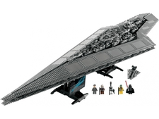 ����� ����������� ����� Star Wars Super Star Destroyer - Lego 10221