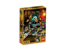 ������ ������ - ���������� ���� �� ����� ������� - Heroica Caverns of Nathuz - Lego 3859