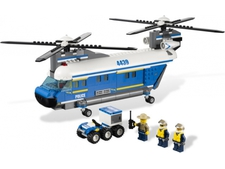 4439 Lego ����������� �������� �������� - Police Heavy Lift Helicopter