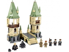 ����� �� �������� - ����������� ����� Harry Potter - Battle for Hogwarts - Lego 4867