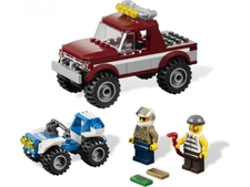 4437 Lego City ���������� ������ - Police Pursuit