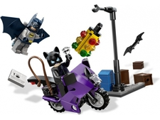 6858 Lego ������ ������ �������-����� - Batman vs Catwoman