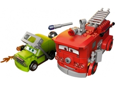 Lego 9484 ������� �������� ���� - Reds Water Rescue