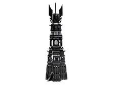 Лего властелин колец башня ортханк