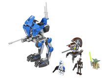 �������� ����� AT-RT Walker (Lego 75002)