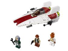 ����������� A-wing (Lego 75003)