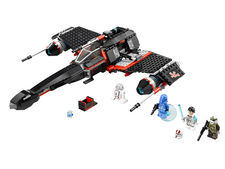 ��������� ������� ����� JEK-14 - Stealth Starfighter (Lego 75018)