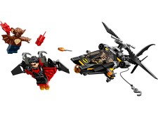 ����� ���-���� Man-bat attack (Lego 76011)