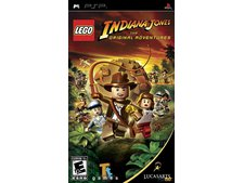 ����� ���� Lego Indiana Jones ��� PSP (UMD)