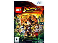 ����� ���� Lego Indiana Jones: the Original Adventures ��� Wii