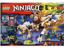 Игра Lego Ninjago Tournament - Прохождение и Обзор