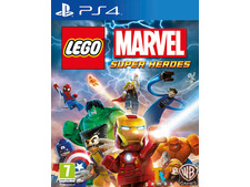 ���� ��� PS4: LEGO Marvel Super Heroes (������� ������������)