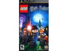 ����� ���� Lego Harry Potter: Years 1-4 ��� PSP