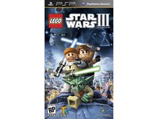 ����� ���� Lego Star Wars III: the Clone Wars ��� PSP