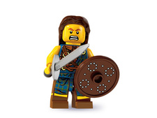 ����������� ��������� ���� William Wallace lego 8827-10